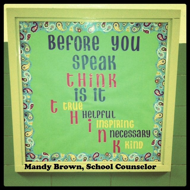 bulletin board ideas for office. school counseling bulletin board ideas for office