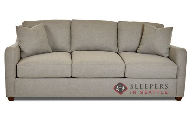 Attractive Pin By Sleepers In Seattle On Savvy Sleeper Sofas | Pinterest | Fabric Sofa,  Sleeper Sofas And Queen Size
