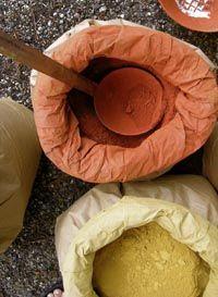 Ocre rouge ou jaune: recette de peinture suédoise pour l'exterieur