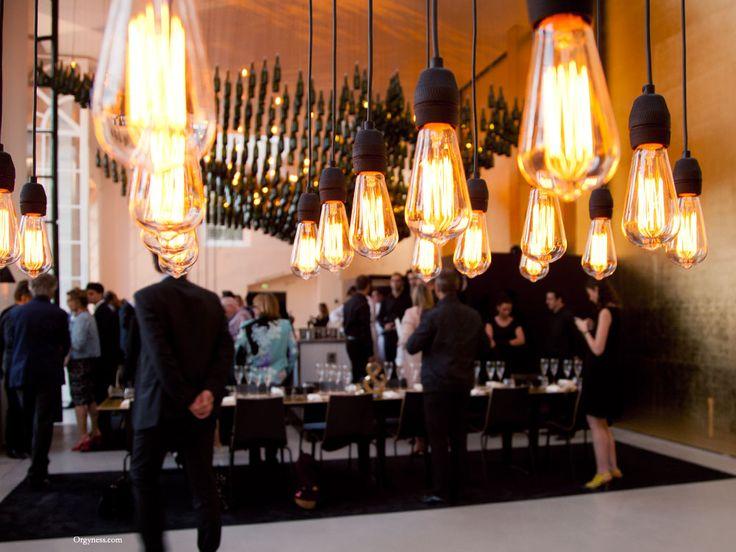 Moët et Chandon s'associe au chef Yannick Alléno pour le restaurant éphémère au & à Epernay.