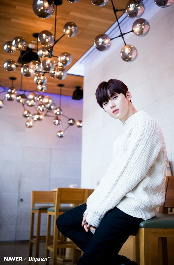 Dispatch x Minhyun #dispatch #hwangminhyun #wannaone