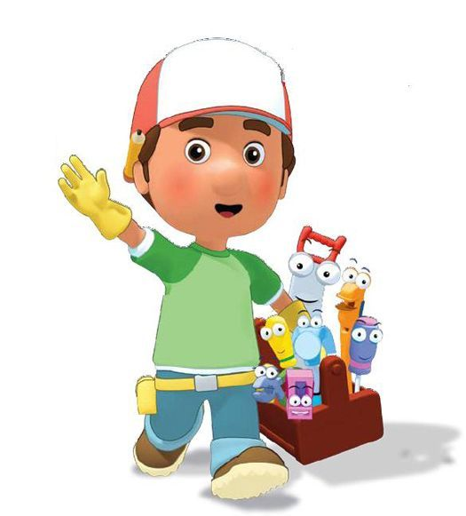 129 best images about handy manny printables on pinterest for Handy manny decorations