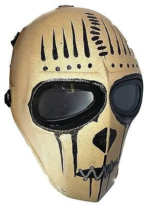 ARMY OF TWO MASK PAINTBALL AIRSOFT COSTUME HELMET HALLOWEEN PROP VOODOO NO 1