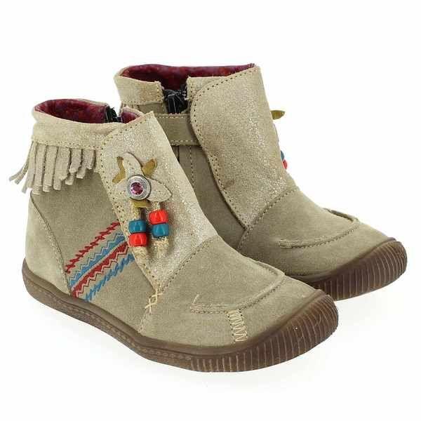 Chaussure Catimini Cami Beige Multi - taille 27 | Liz&Leo