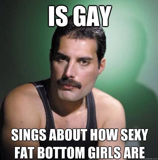 from Isaias freddie mercury gay or bi