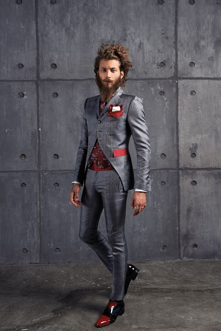 #CleofeFinati by Archetipo 2015 Men's Collection - Suit Mod. 15.1243-1 b06 - fabric 171 4185/2