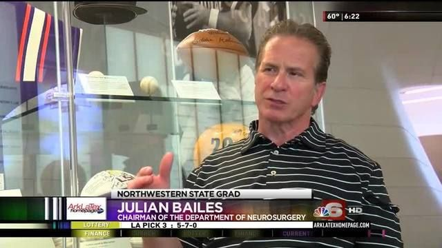 Back in the early 2000's Julian Bailes worked closely with Bennet Omalu to study the long term effects of concussions on the human brain.   In 2015 they made a movie about it with Bailes being played by Alec Baldwin in Hollywood Blockbuster.   What they found in this study was astounding. Omalu discovered CTE, which causes Dementia and Alzheimer type of symptoms in former athletes that are much too young to develop these diseases.    Julian Bailes: It was a game changer because prior to...