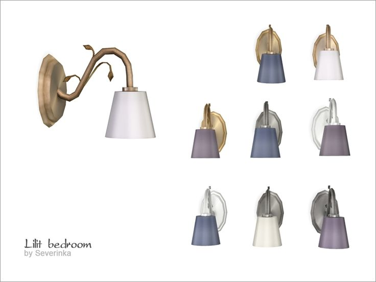 Mejores 49 imgenes de sims 4 lighting en pinterest sims 4 wall lamp of a set lilit bedroom found in tsr category sims 4 aloadofball Images