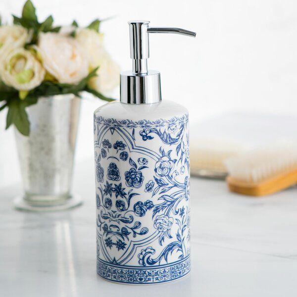 Mcglothlin Porcelain Lotion Dispenser In 2020 Lotion Dispenser Soap Dispenser Dispenser