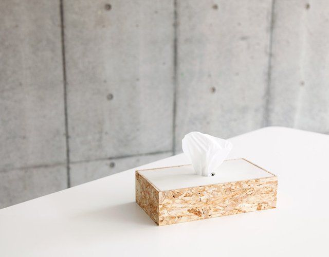 Fancy | Tissue Case by Mikiya Kobayashi