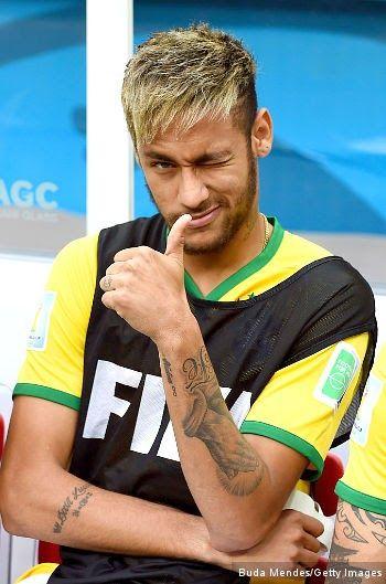Gambar Keren Neymar- Neymar Bakal Bela Barcelona Di ...