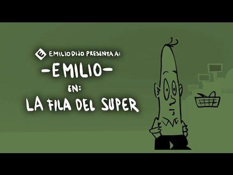 EmilioDijo presenta: la fila del super