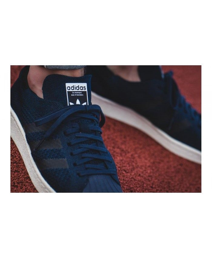 Adidas Australia New Superstar 80S Pk Blue Beige Trainers
