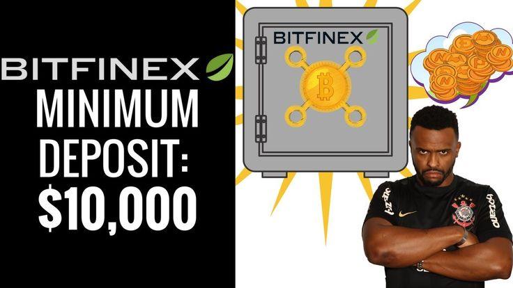 Shocking Video: Bitfinex Raises Minimum Deposit to $10,000 | Binance Not...