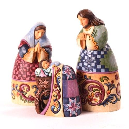 Jim Shore nativity set - WANT