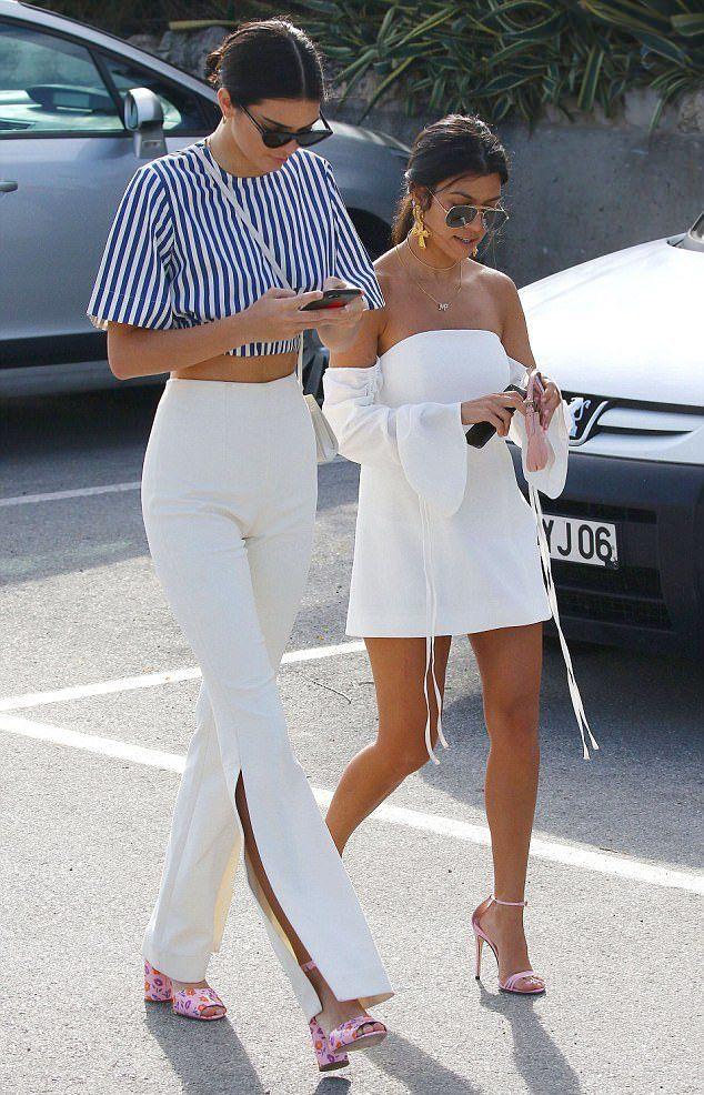   Kendall & Kourtney  