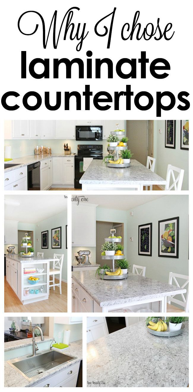 Laminate kitchen countertops laminate kitchen for Types of countertops for kitchen