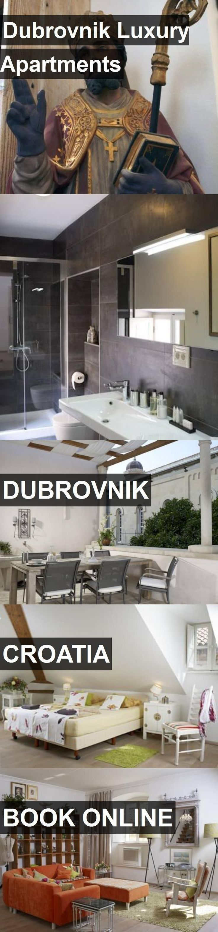 Hotel Dubrovnik Luxury Apartments in Dubrovnik, Croatia. For more information, photos, reviews and best prices please follow the link. #Croatia #Dubrovnik #DubrovnikLuxuryApartments #hotel #travel #vacation #luxuryapartment