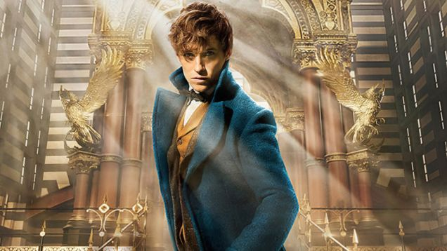 Apparently a Magical Circus is Important to Fantastic Beasts and Where to Find Them 2