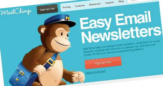 Email Marketing Program, Mailchimp, Just Got Better…follow the link for the author's detailed article of new features.