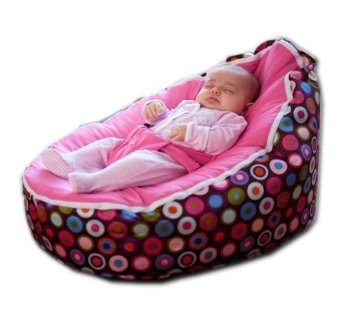 Amazon BayB Bean Bag For Infants And Toddlers Pink Baby
