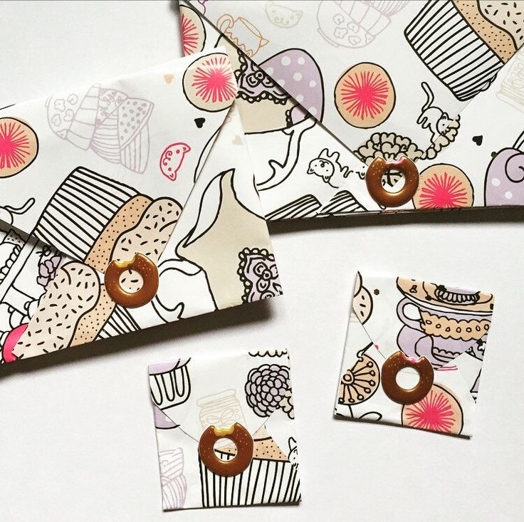 A personal favorite from my Etsy shop https://www.etsy.com/ca/listing/477753108/envelopes-high-tea-cupcake-envelopes