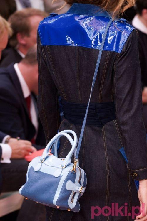 Modne torebki wiosna 2015 - Trendy sezonu - Modne dodatki -Dodatki - Moda - Polki.pl