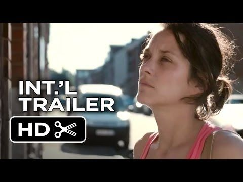 ▶ Two Days, One Night Official UK Trailer #1 (2014) - Marion Cotillard Movie HD - YouTube