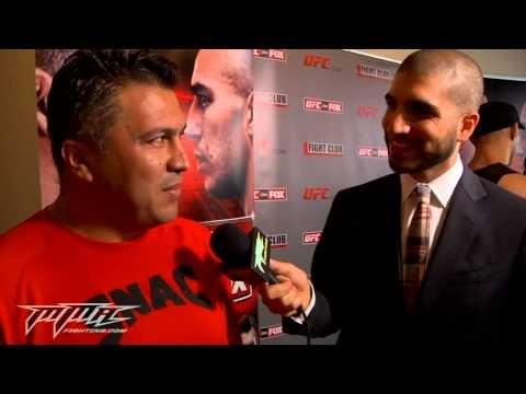 AKA's Javier Mendez Responds to Josh Koscheck Publicly Hoping His Gym Burns Down