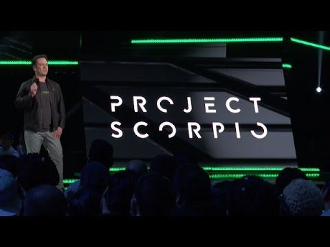 Xbox One Scorpio REVEAL Next Week   2 Sources Confirms That