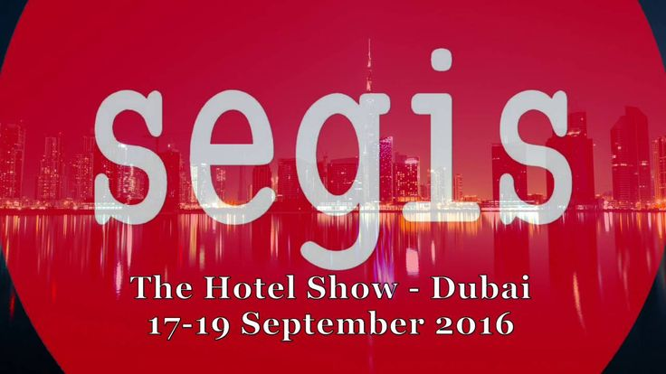 Get in the mood, on 17th September 2016 come to visit #Segis at Stand Top Decor - Segis 2A 70. With us hundreds of global suppliers and 1000s of key decision makers from the hotel, restaurant, cafe and foodservice industry. #italiandesign