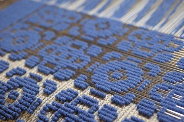Manufacture Cogolin — Couleurs & matières