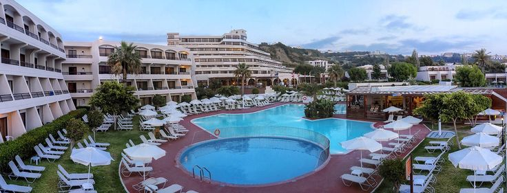 Cosmopolital Hotel in Rhodes Greece: trianta bay hotel, resorts in rhodes, accommodation greece rhodes