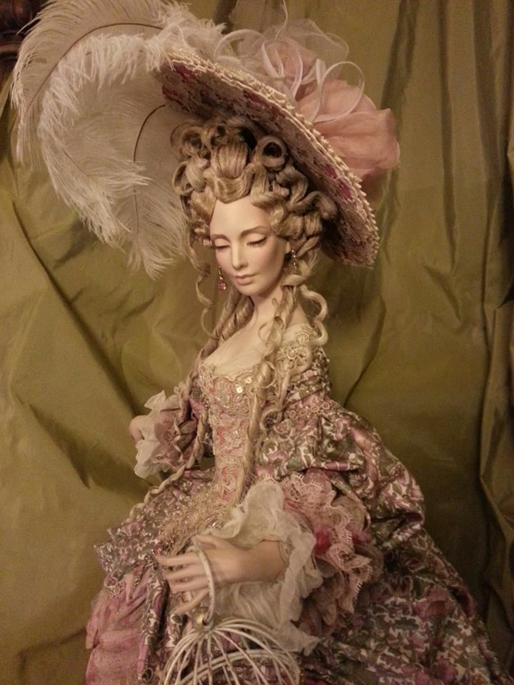 Театр штоковая кукла фото