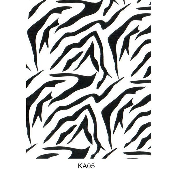 Water transfer film animal skin pattern KA05