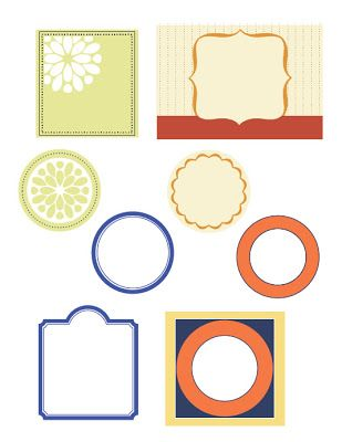 27 best Imprimibles images on Pinterest Free printables - free printable shipping labels