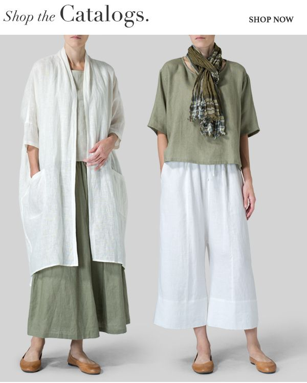 VIVID LINEN - A luxe layer designed for effortless movement.