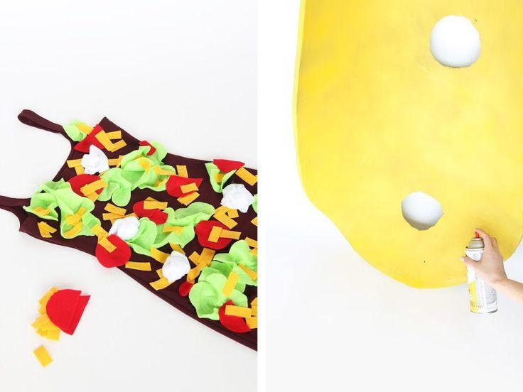 » DIY Taco Halloween Costume