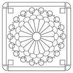 Mandala de primavera: The Spring, Recursos Escolares, Mandala De, Mandales Infantils, Art Projects