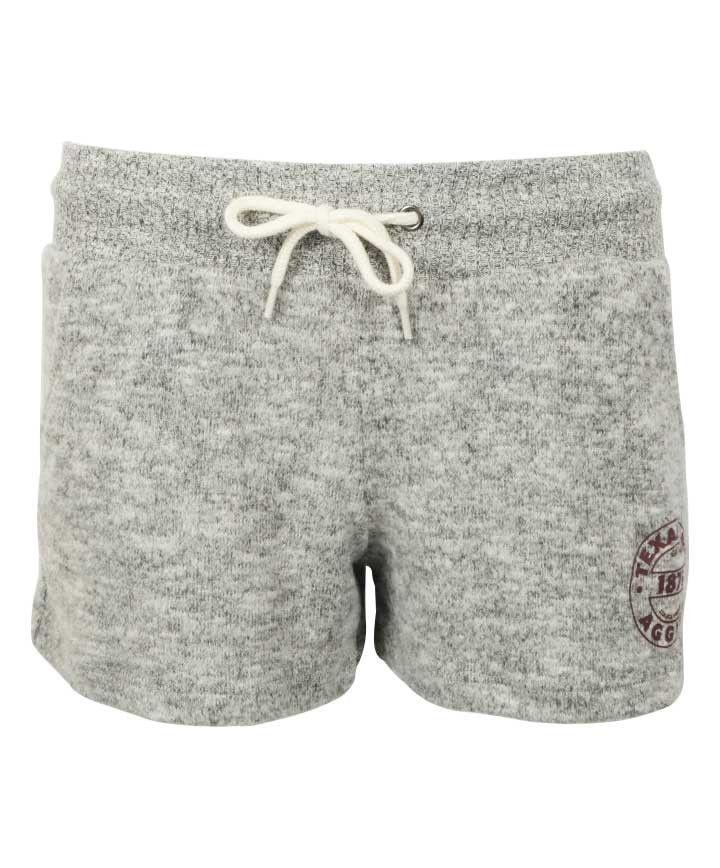 CHICKA-D COZY FLEECE SHORTS - OUTFIT OF THE DAY - LADIES