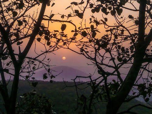 sunset point netarhat , Latehar @Narendra Modi