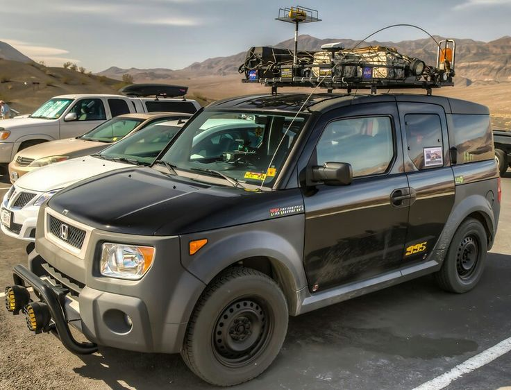 Honda element overland                                                                                                                                                                                 More