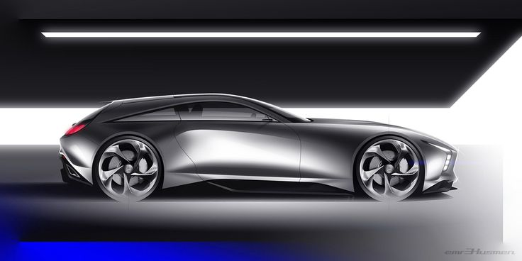 Mercedes Benz Sle Shooting Brake Offers An Futuristic Take On The Sl S Future Carscoops Futuristic Cars Design Benz Shooting Brake