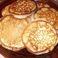 Fried Corn Bread (AKA Hoe Cakes) Recipe | Just A Pinch Recipes