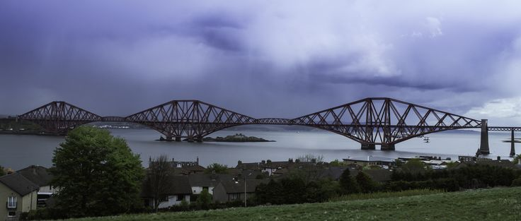 Forth Bridge by Phil George on 500px