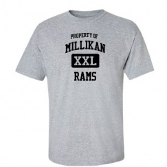 Millikan High School - Long Beach, CA   Men's T-Shirts Start at $21.97