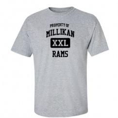 Millikan High School - Long Beach, CA | Men's T-Shirts Start at $21.97