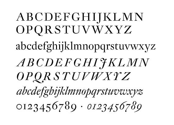 Johann Michael Fleischmann (1701-1768)  En la fundición de Enschede en Haarlem trabajó creando multitud de tipografías, desde góticas a romanas, itálicas, etc.  El reconocido tipografo francés Pierre Simon Fournier, que también trataremos en este artículo, confesó haber copiado el diseño Fleischman, el cual a su vez influenció posteriormente en lo que serán las nuevas Romanas Modernas de Didot y Bodoni.