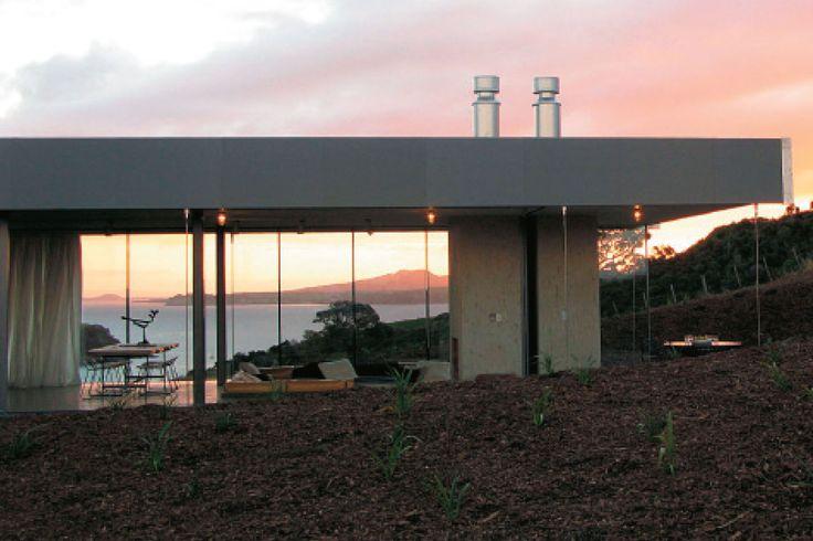 Island Retreat, Waiheke Island, Auckland, Fearon Hay Architects