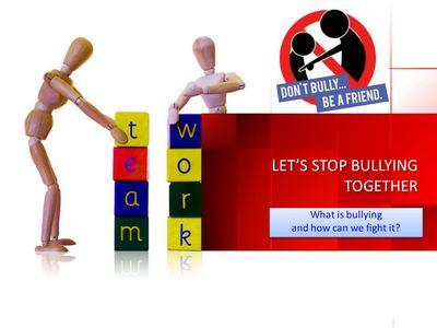 Recursos Contra la Intimidación - Stop Bullying en la escuela